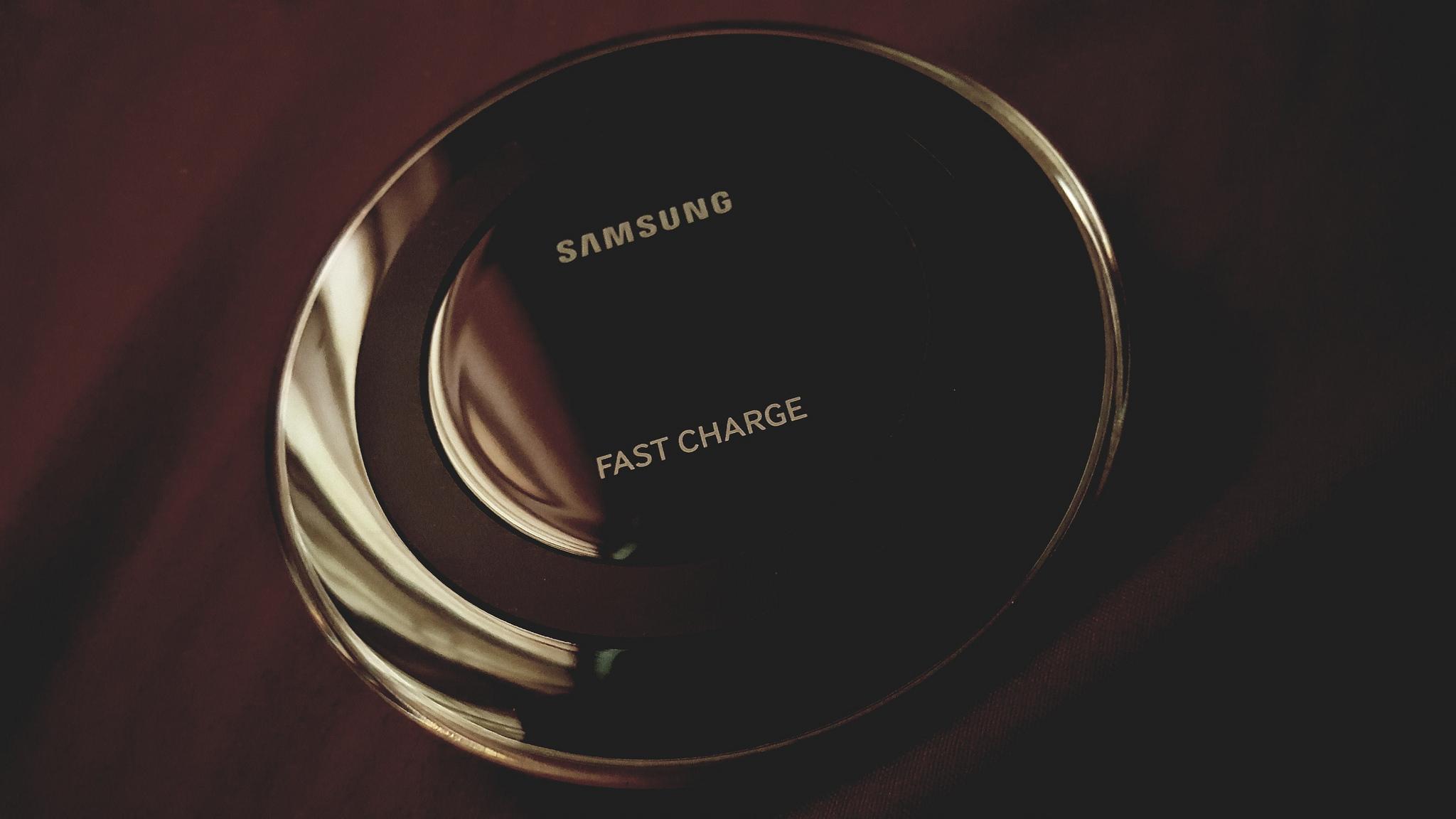 "Der Samsung ""Fast Charger"""