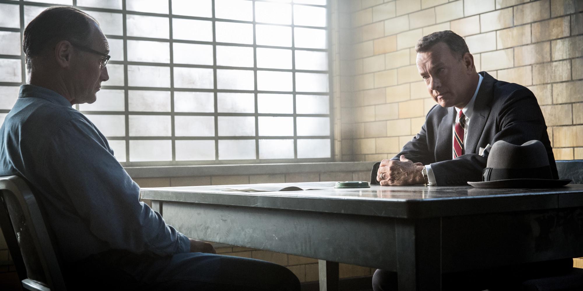 Abel und Donovan im Gespräch
