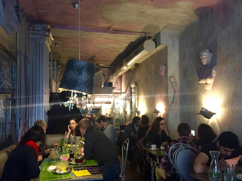 Radost Café in Prag