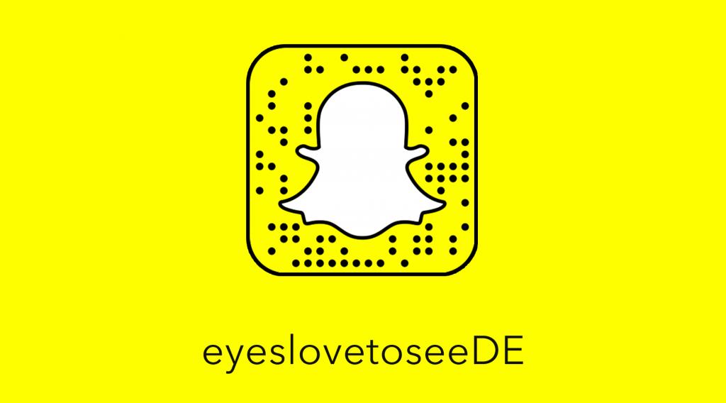 Wir sind auch ganz fleißig auf Snapchat unterwegs!