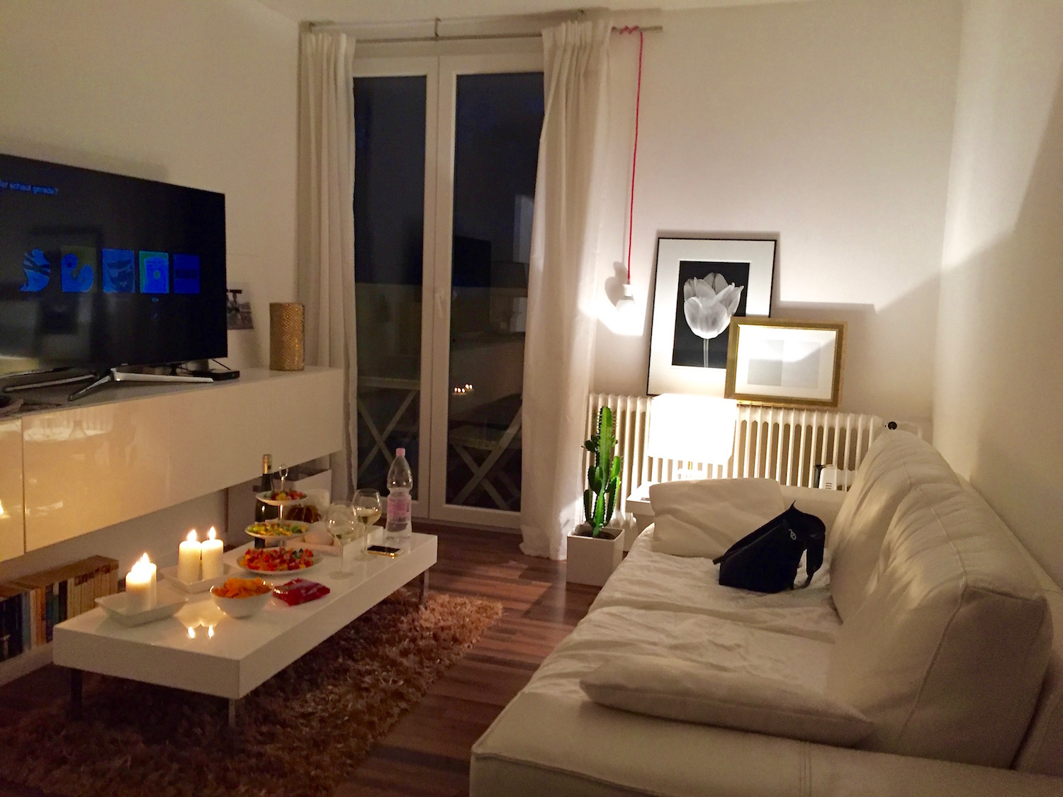 Unser AirBnB Apartment