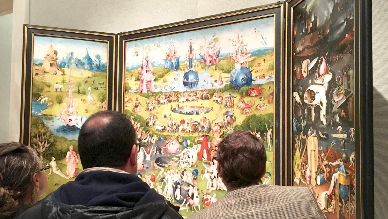 Kunst im Museo Nacional del Prado