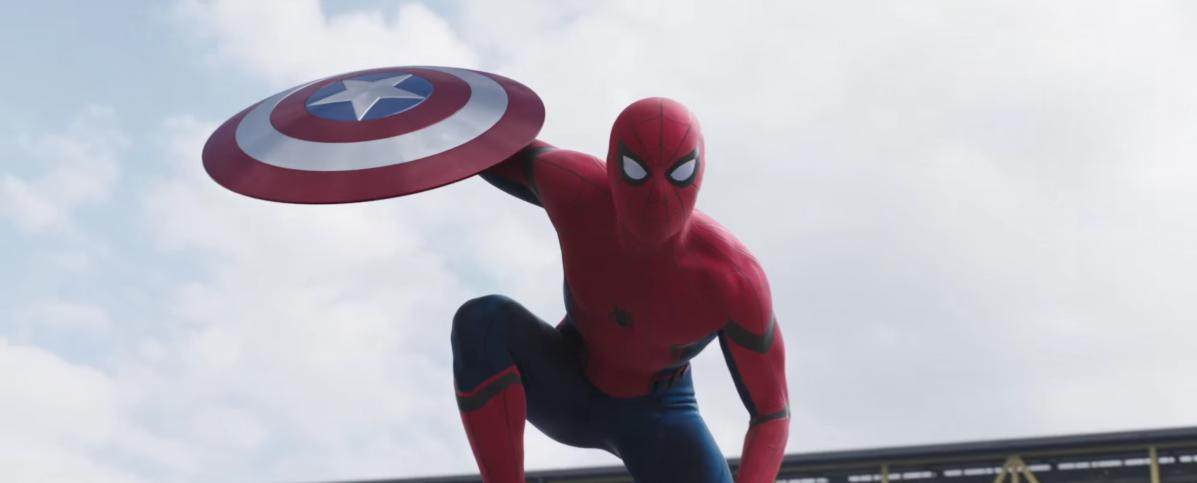 Der neue Spider-Man hat seinen ersten Auftritt (© Marvel)