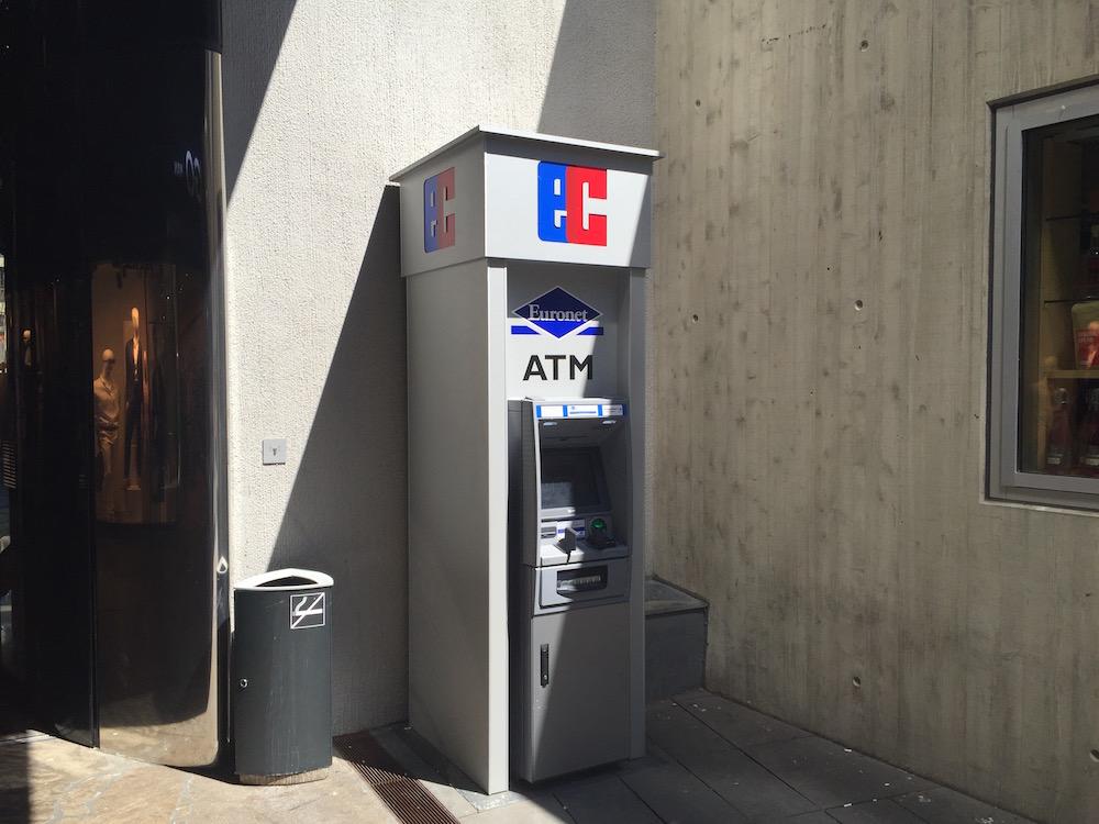 Ab sofort keine Angst mehr vor unabhängigen Geldautomaten