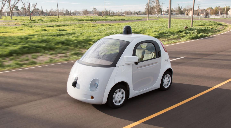 Für mich ein deutlich spannenderes und ambitioniertes Projekt - selbstfahrende Autos (hier Google's Studie)