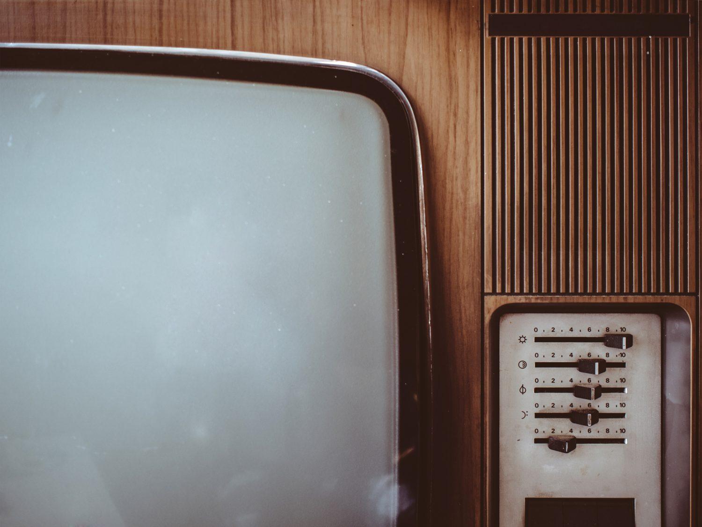 Eine der größten Innovationen überhaupt - das Fernsehen
