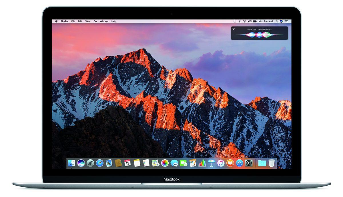 Das neue macOS Sierra mit Siri