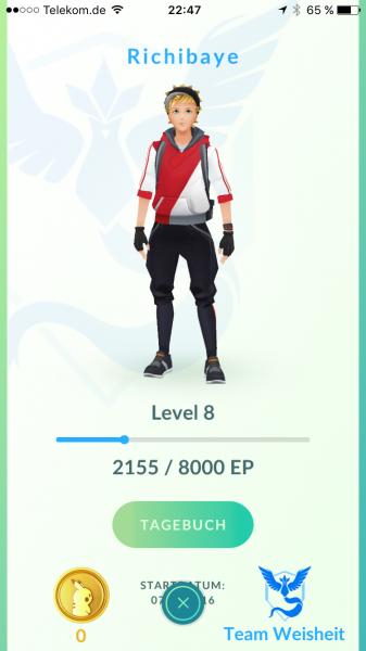 In der Regel läuft Pokémon Go ohne Probleme