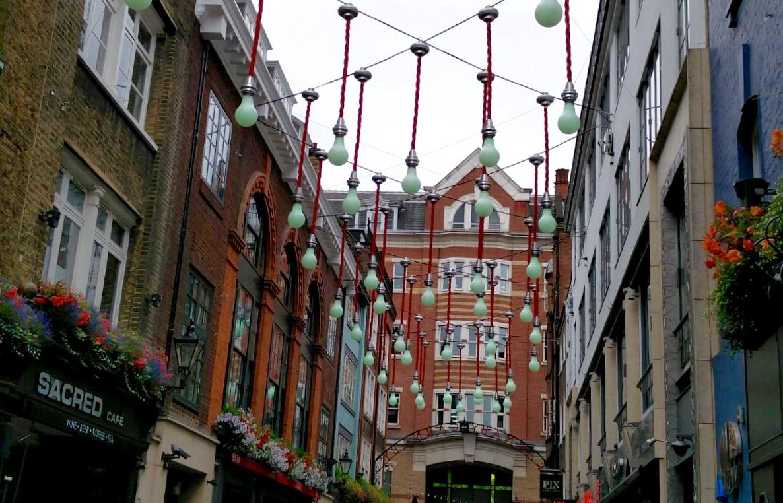 Die bezaubernde Kingley Street