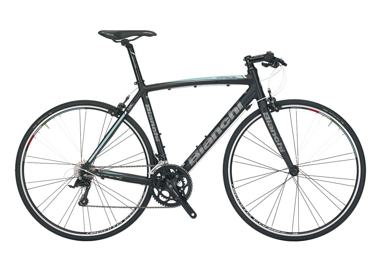 Das erwähnte Bianchi Bike, welches leider in meiner Größe nicht mehr verfügbar war