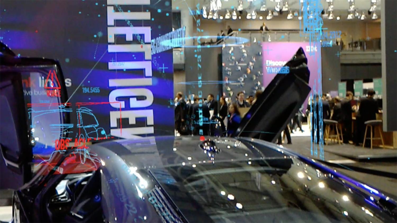 Intel BMW i8